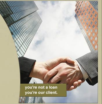 nationwide mortgage consultants - you're not a loan. you're our client.